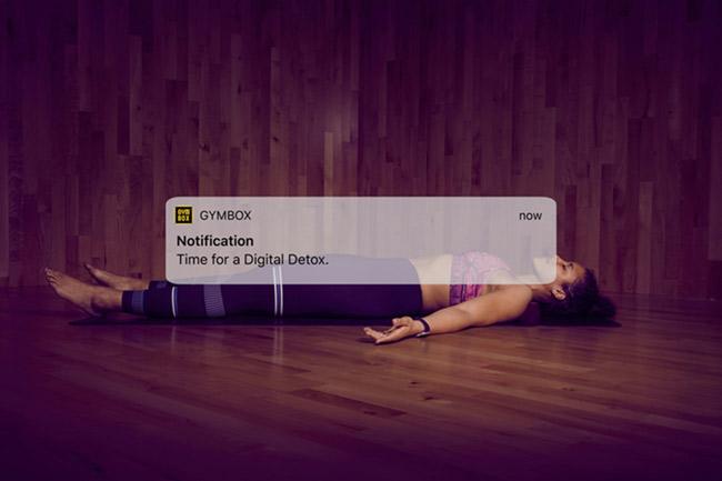 Gymbox Digital Detox