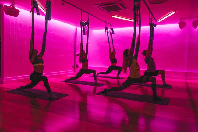 Gymbox Pilates