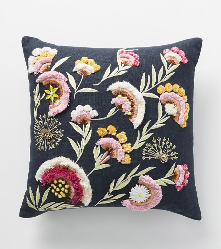 Anthropologie Cushion