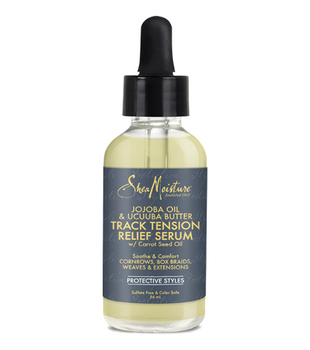 SHEA MOISTURE Track Tension Relief Serum