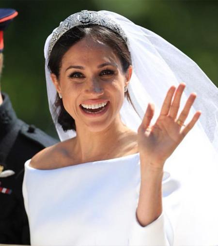 Meghan Markle - Royal Wedding