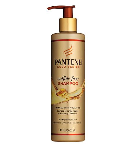 Pantene Gold Series Sulfate Free Shampoo, £5.99