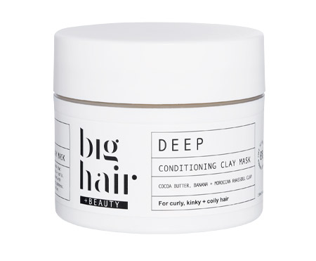 Big Hair + Beauty Deep Conditioning Clay Mask, £20