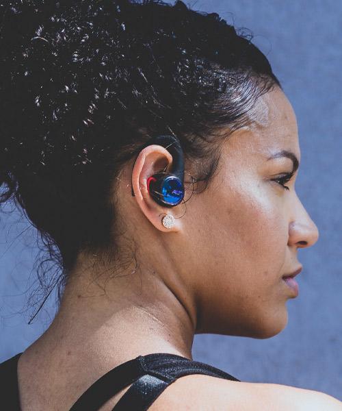 Poly BackBeat FIT 3100 headphones