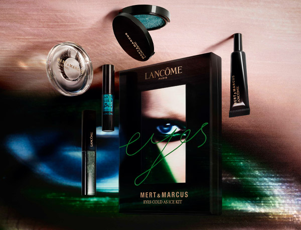 Lancome Mert & Marcus Eye Make-up