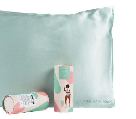 Amara Silk Pillowcase