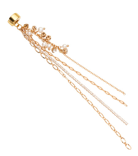 Kela Wonderland 3 Chain Gold, £49.95