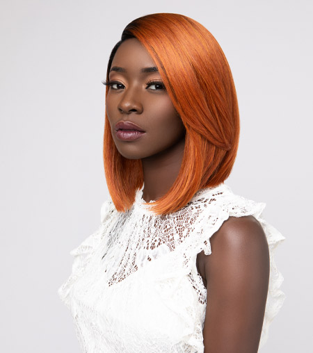 The Feme Collection Lace Wig - Chic Lob