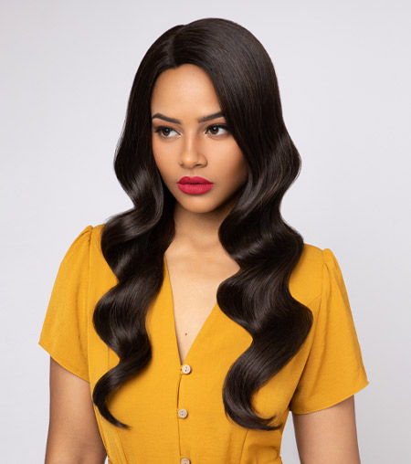 The Feme Collection Lace Wig - Gloss Waves