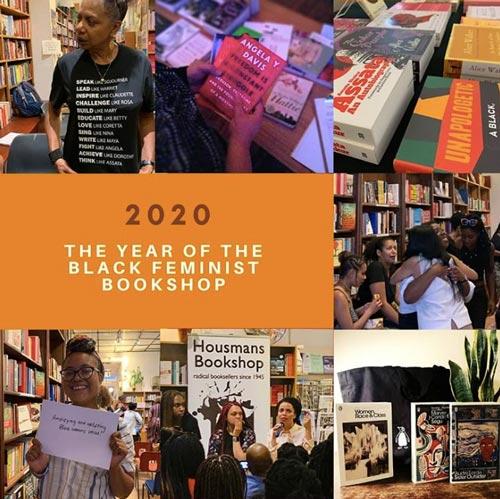 Black Feminist Bookshop 2020