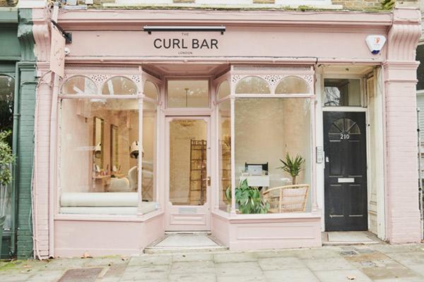 The Curl Bar London