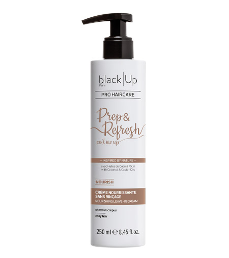 BlackUp Nourishing Leavein Cream, £19.90