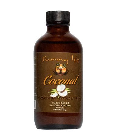 Sunny Isle Jamaican Black Castor Oil - Coconut, £5.50