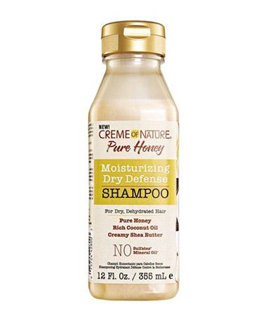 Creme of Nature Pure Honey Moisturising Dry Defense Shampoo