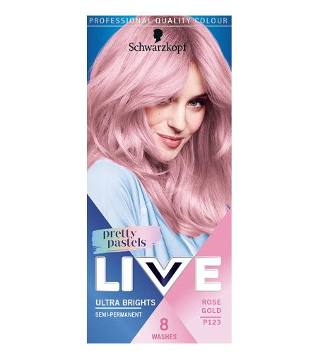 Schwarzkopf Live Pretty Pastels, £8.99