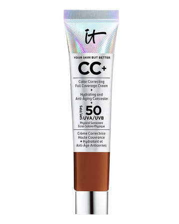 IT Cosmetics Color Correcting Full Coverage Cream, £32