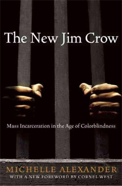 The New Jim Crow: Mass Incarceration in the Age of Colour-blindness by Michelle Alexander