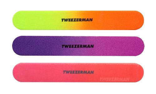 Tweezerman Neon File Mates, £6 each
