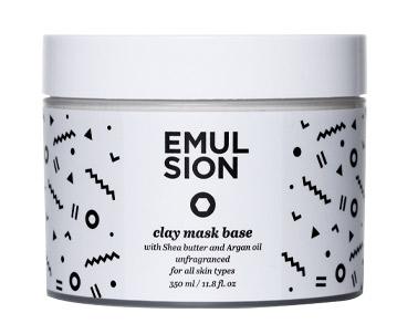 Emulsion Clay Base Mask, £28