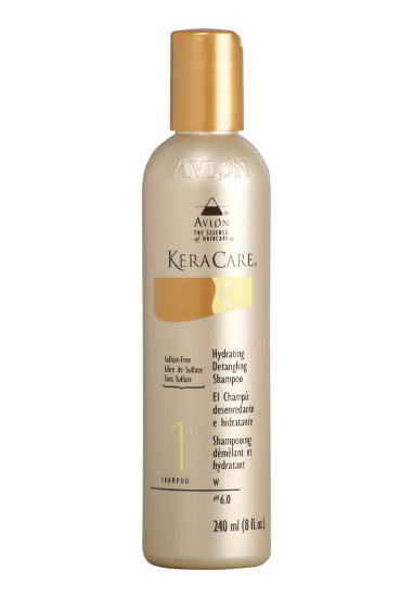 KeraCare Detangling Shampoo, £9.95