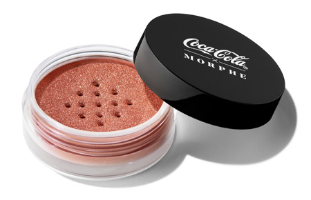 Coca Cola x Morphe Glowing Places Loose Highlighter