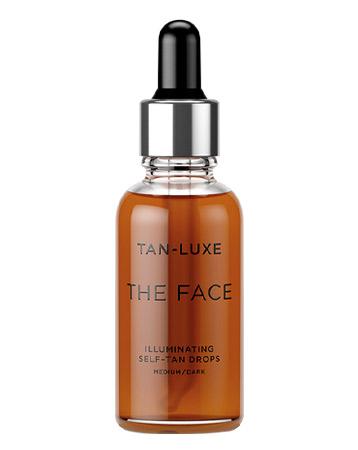 Tan-Luxe The Face Self-Tan Drops in Medium/ Dark, £35