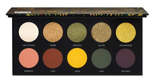 UOMA BEAUTY Black Magic Color Palette, £43