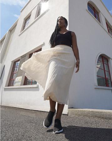 Summer style: Pleated skirts