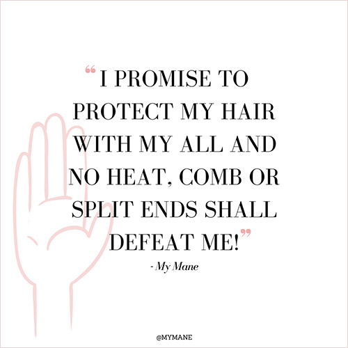 Afro hair quote