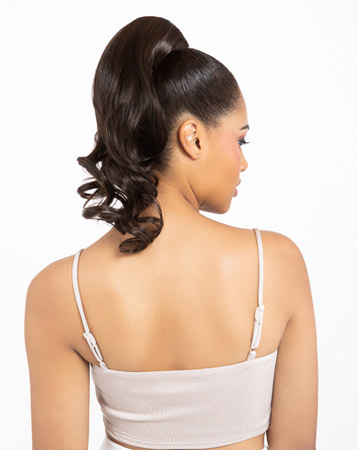 The Feme Collection Ponytail - Spin