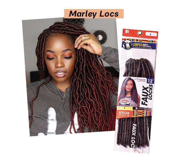 Marley Locs