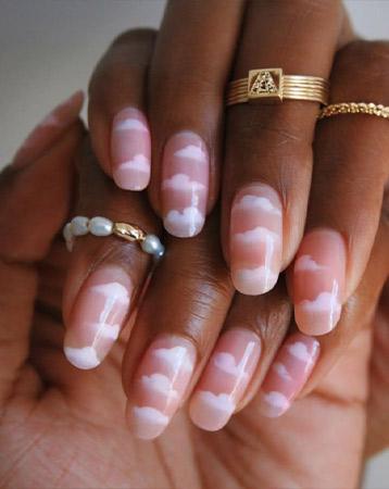 Imarni Nails, rings by @lil_milan