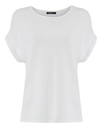 ROMAN White T-Shirt, £30