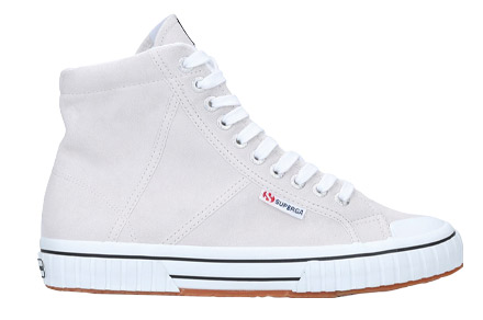 SUPERGA trainers at Shoeaholics, £59