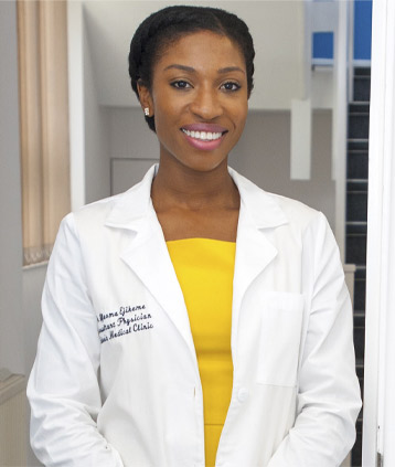 Dr Ifeoma Ejikeme