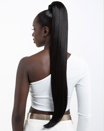 Spell Beauty The Feme Collection Ponytail Flick