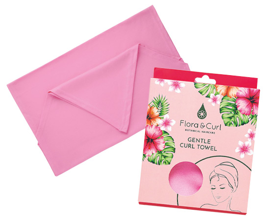 Flora & Curl Gentle Curl Towel