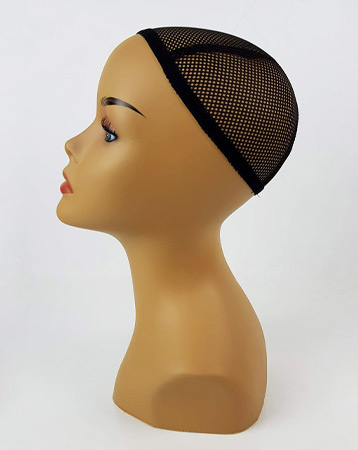 Small mannequin head - light