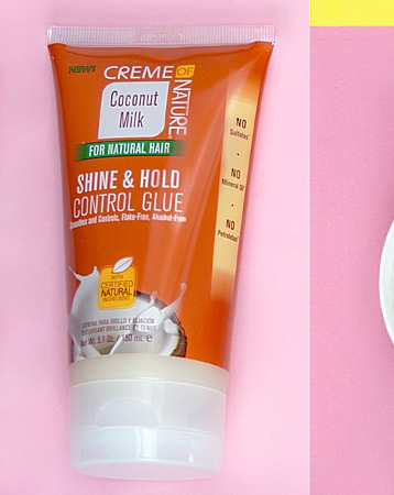 Creme of Nature Shine & Hold Control Glue
