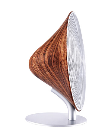 Gingko Halo One Bluetooth Speaker – Walnut