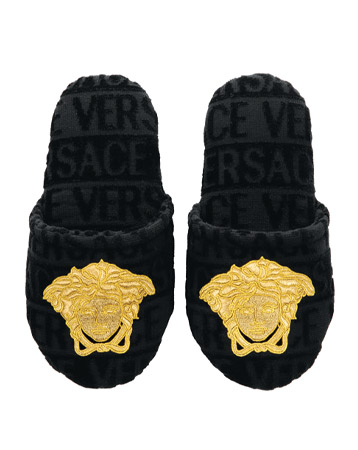 Versace Home Slippers