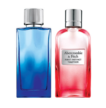 Abercrombie First Instinct for Men and Women EDP 50ml