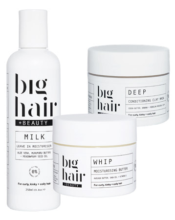 Big Hair Healthy Hair Bundle