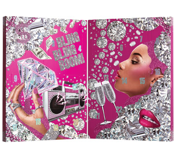NYX Professional Makeup 24 Day Advent Calendar, £50