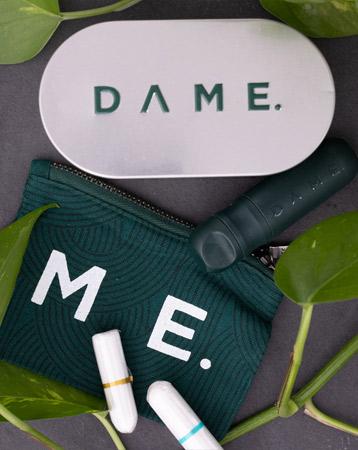 DAME Reusable Tampon Applicator Set, £24.99