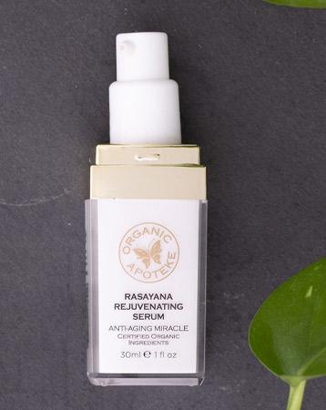 ORGANIC APOTEKE Rasayana Rejuvenating Serum, £54.95