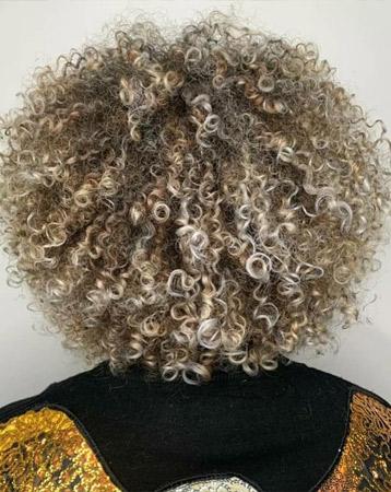 Blonde hair - schwarzkopf