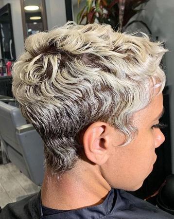 Blonde hair - sorayahstyles