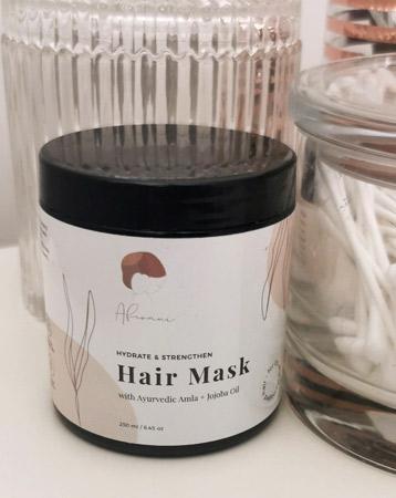 Afroani hair mask