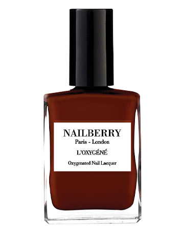 Nailberry L'Oxygéné Nail Polish in Grateful, £15
